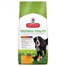 Science Plan Canine Youthful Vitality Pollo e riso