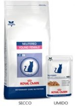 Royal canin veterinary cat young female s/o 1.5 KG