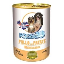 Forza 10 Dog Adult Maintenance pollo patate 400gr