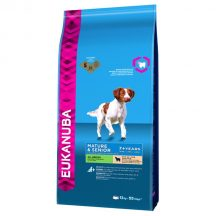 Eukanuba Dog Base Senior Riso e Agnello