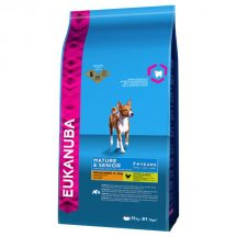 Eukanuba Dog Base Senior Medium Breeds Chicken kg 12