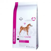 Eukanuba Dog Daily Care Adult Sensitive Digestion All Breeds Chicken kg 12