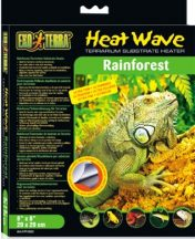 Exoterra Heat Wave Rainforest Riscaldatore del Substrato
