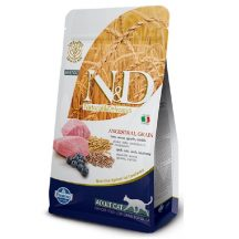 Farmina N&D Ancestral Cereals feline Adult agnello e mirtillo 10 Kg
