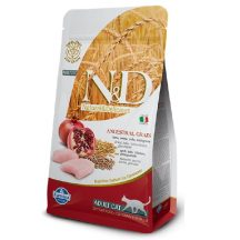 Farmina N&D Ancestral Cereals feline Adult pollo e melograno 10 Kg