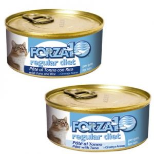 Forza 10 gatto regular diet gr 170 Tonno