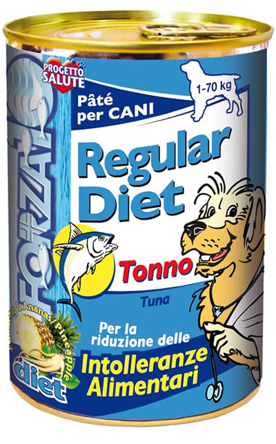 Forza 10 regular Diet tonno - a7088 - forza-10-regular-diet-tonno-cane-gr-170