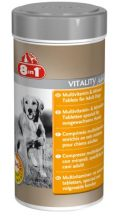 Integratore Multivitaminico per Cani Adulti (250ml - 75tav.) 8in1
