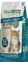 Lettiera gatto Breeder Celect 30 Lt