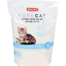 Lettiera gatto in gel sil naturale 5l