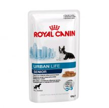 Royal Canin Life dog Urban Senior bustine