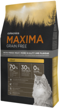 MAXIMA GRAIN FREE ADULT CAT