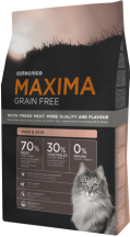 MAXIMA GRAIN FREE HAIR&SKIN CAT
