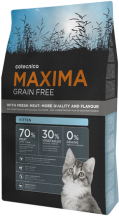 MAXIMA GRAIN FREE KITTEN CAT
