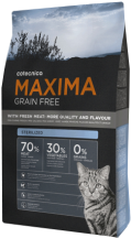 MAXIMA GRAIN FREE STERIL.CAT